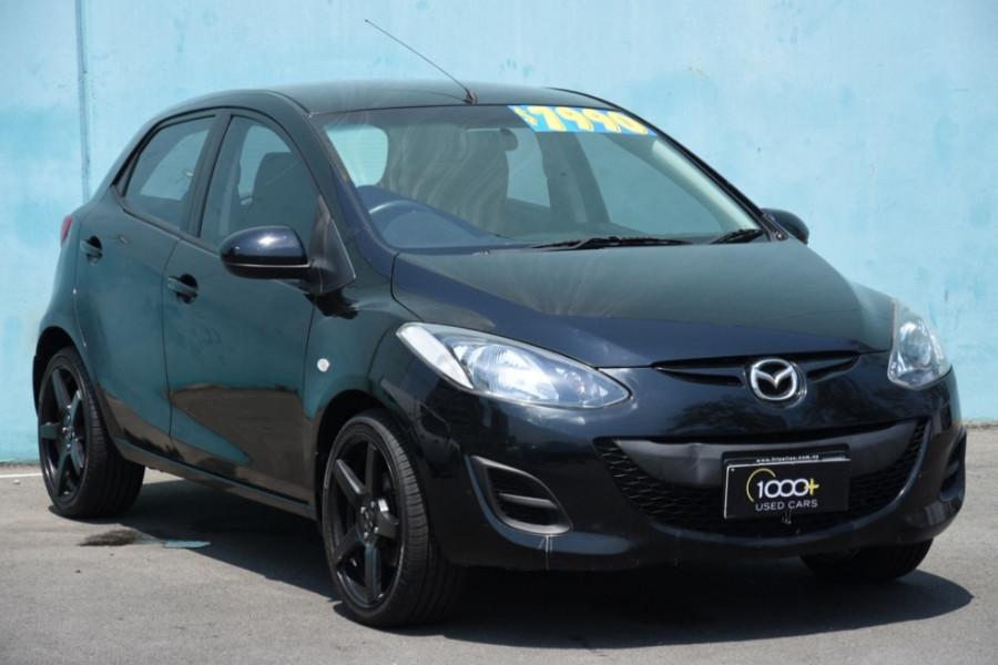 2012 Mazda 2 DE10Y2 MY12 Neo Hatchback Image 1