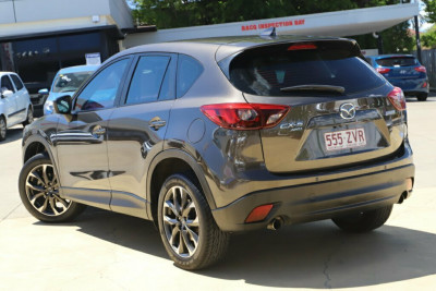 2016 Mazda CX-5 KE1032 Grand Touring SKYACTIV-Drive i-ACTIV AWD Suv Image 2