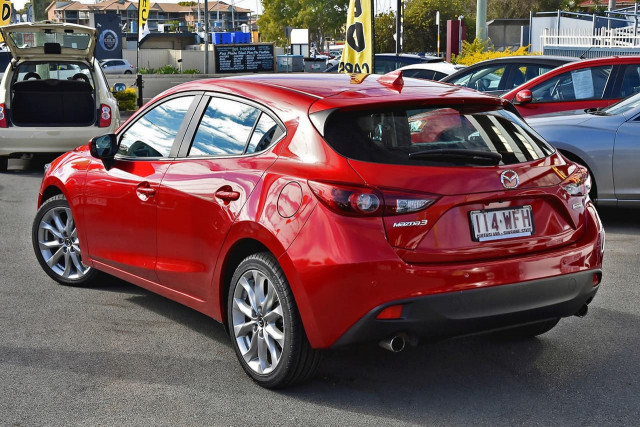 2015 Mazda 3 BM Series SP25 GT Hatchback Image 2
