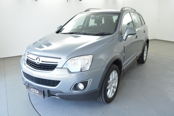 2013 Holden Captiva CG MY13 5 Suv