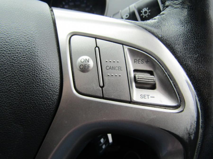 2010 Hyundai ix35 Sports utility vehicle