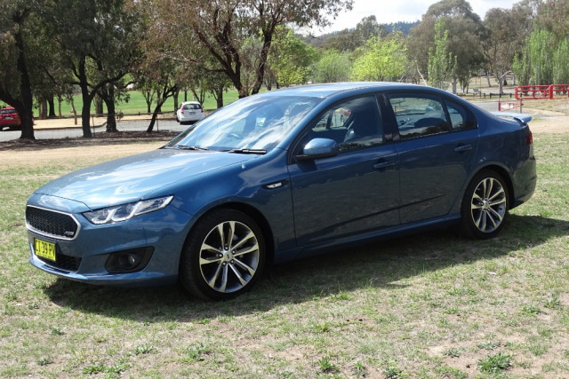2016 Ford Falcon XR6