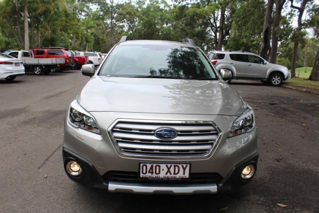 2017 Subaru Outback 5GEN 2.5i Suv Image 3