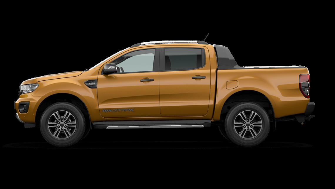 2020 MY20.75 Ford Ranger PX MkIII Wildtrak Utility Image 7
