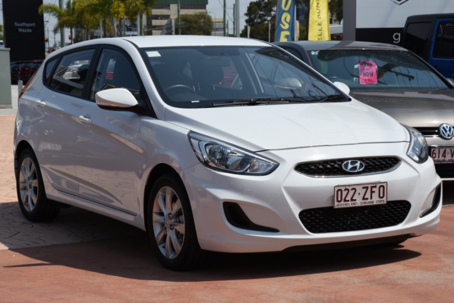 2019 Hyundai Accent RB6 MY19 Sport Hatchback