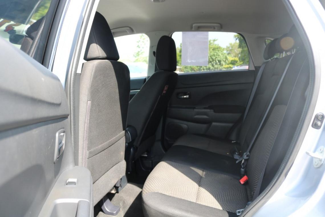 2016 MY15.5 Mitsubishi ASX XB MY15.5 LS Suv