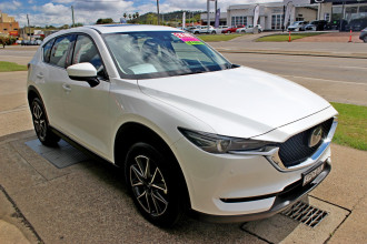 2018 Mazda CX-5 KF4WLA Akera Suv Image 4