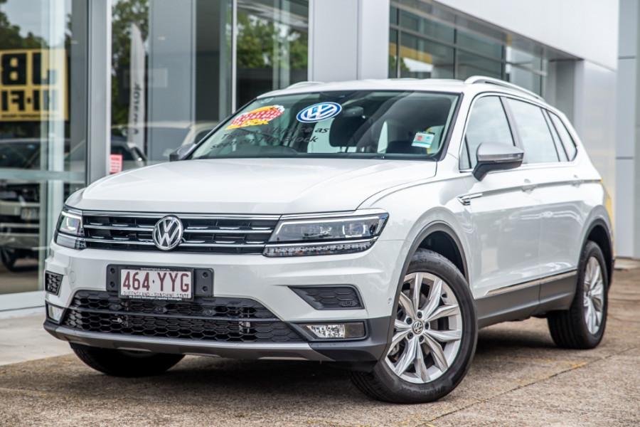 2018 Volkswagen Tiguan 5N Allspace Comfortline Suv