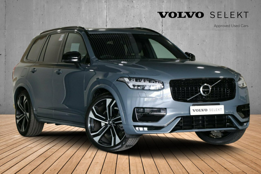 2020 MY21 Volvo XC90 L Series MY21 T6 Geartronic AWD R-Design Suv