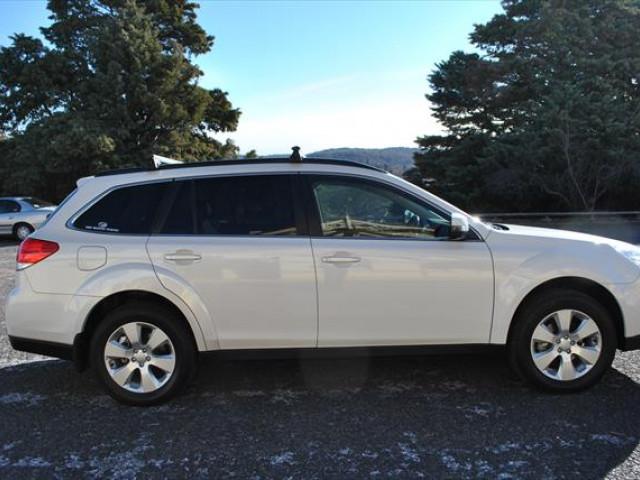 2012 Subaru Outback 5GEN 2.5i Wagon