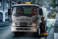 New Isuzu Dual Control