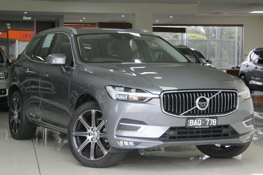 2018 MY19 Volvo XC60 UZ D4 Inscription Suv Mobile Image 1