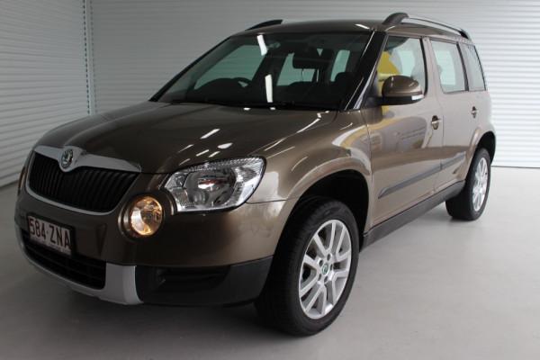 2011 Skoda Yeti 5L 103TDI Wagon Image 4