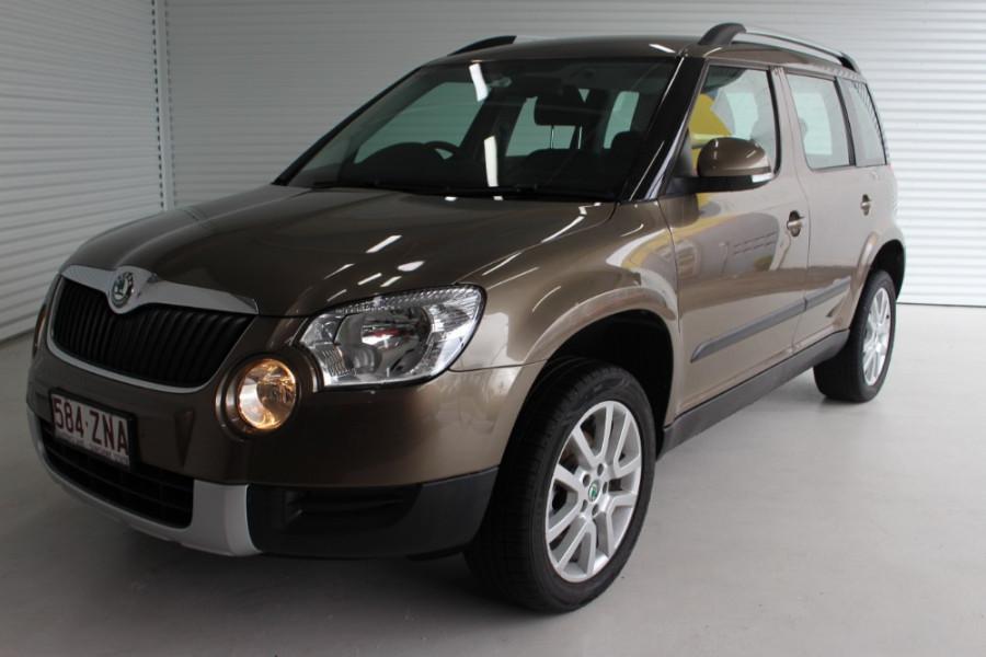 2011 Skoda Yeti 5L 103TDI Wagon