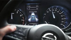 Drive-Assist Display Image