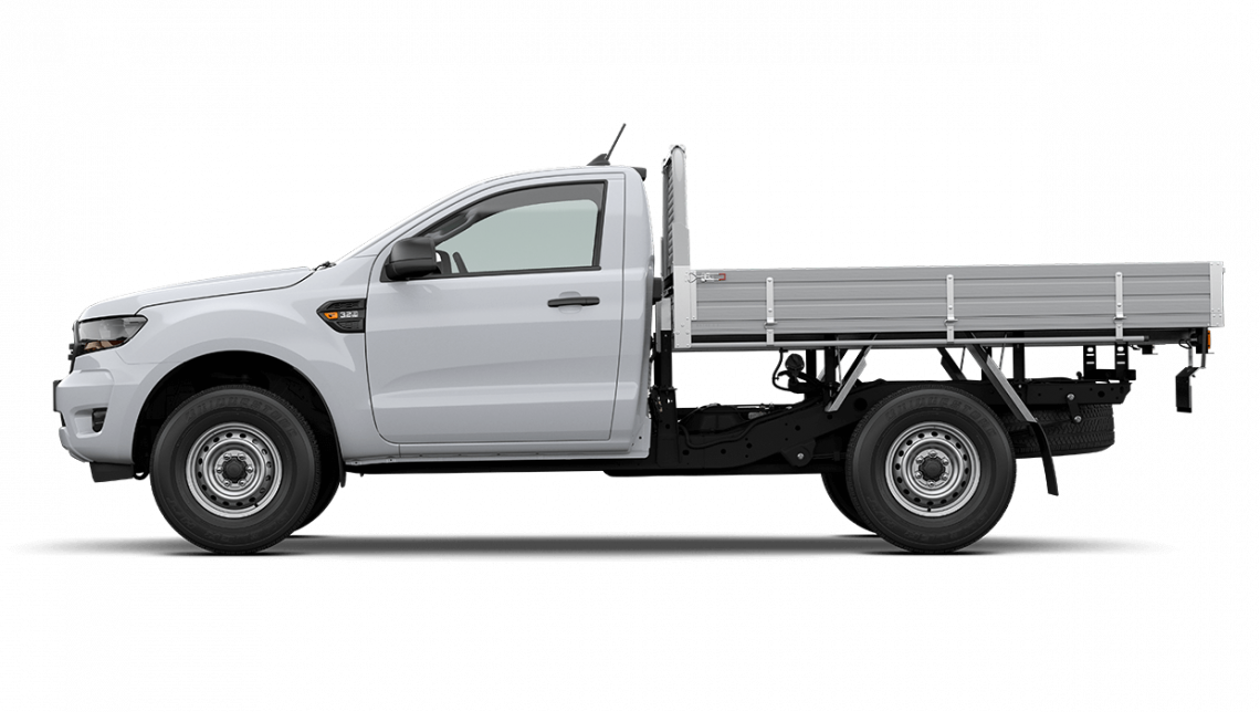 2020 MY21.25 Ford Ranger PX MkIII XL Single Cab Chassis Cab chassis Image 7