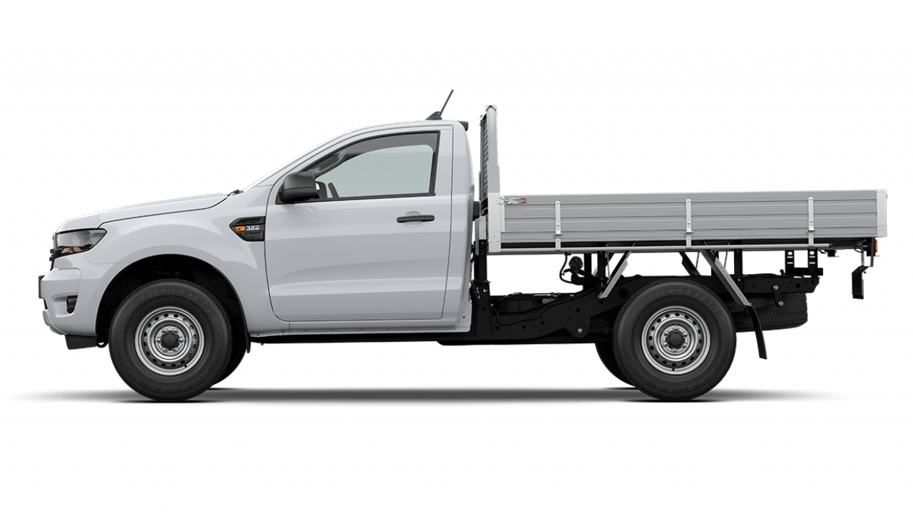 2021 MY21.25 Ford Ranger PX MkIII XL Single Cab Chassis Cab chassis Image 7