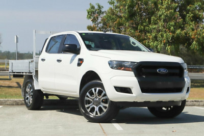 2015 Ford Ranger PX MkII XL Hi-Rider Cab chassis