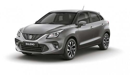 2020 Suzuki Baleno EW Series II GLX Hatchback