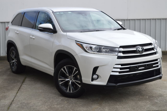 2018 Toyota Kluger GX