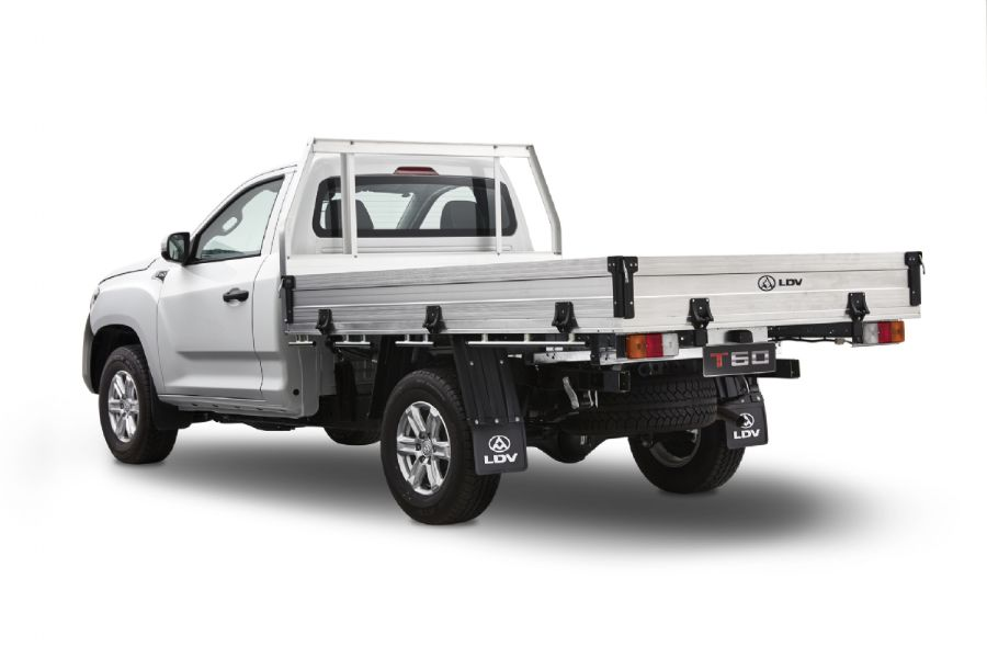 T60 Cab Chassis Ute The best workmate