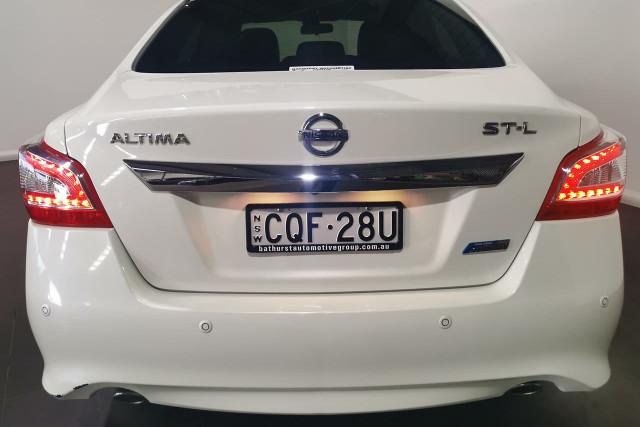 2013 Nissan Altima L33 ST-L Sedan Image 5