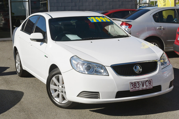 2010 Holden Epica EP MY10 CDX Sedan