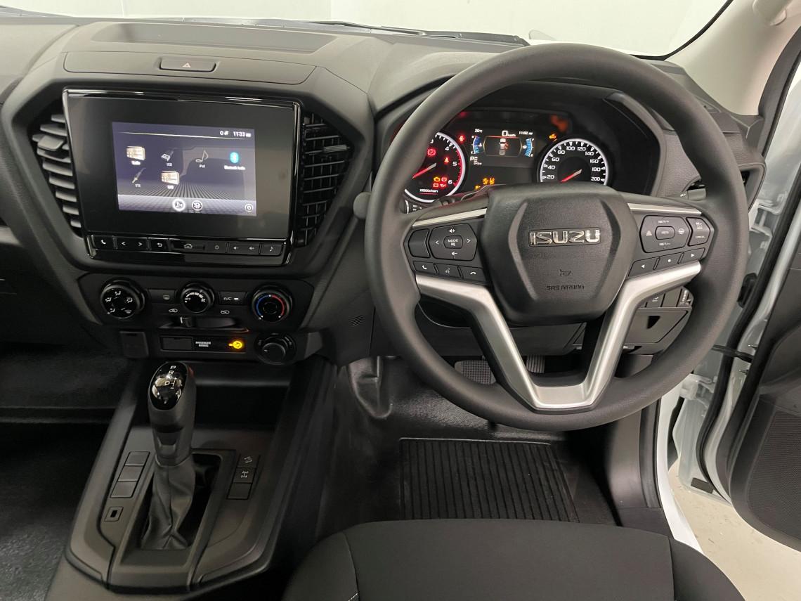 2020 MY21 Isuzu UTE D-MAX RG SX 4x4 Crew Cab Ute Utility Image 11