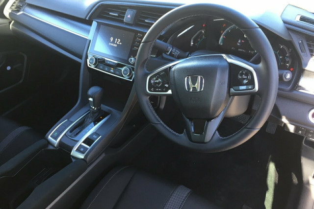 2019 Honda Civic Sedan 10th Gen VTi-L Sedan