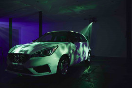 MG3 Auto's personality shines through