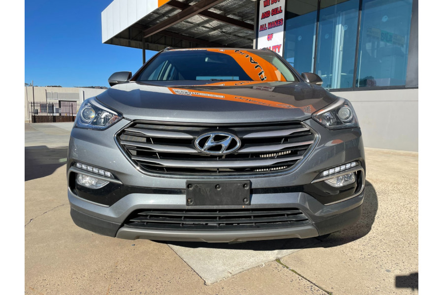2017 Hyundai Santa Fe DM3 Series II Active Suv