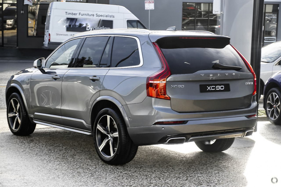 2018 MY19 Volvo XC90 L Series D5 R-Design Suv Mobile Image 4