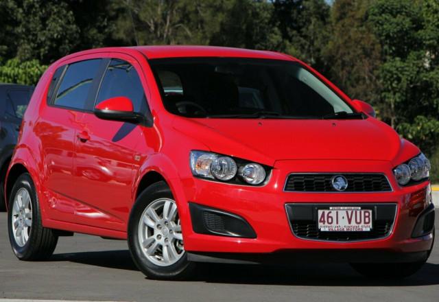 2015 Holden Barina TM MY15 CD Hatchback