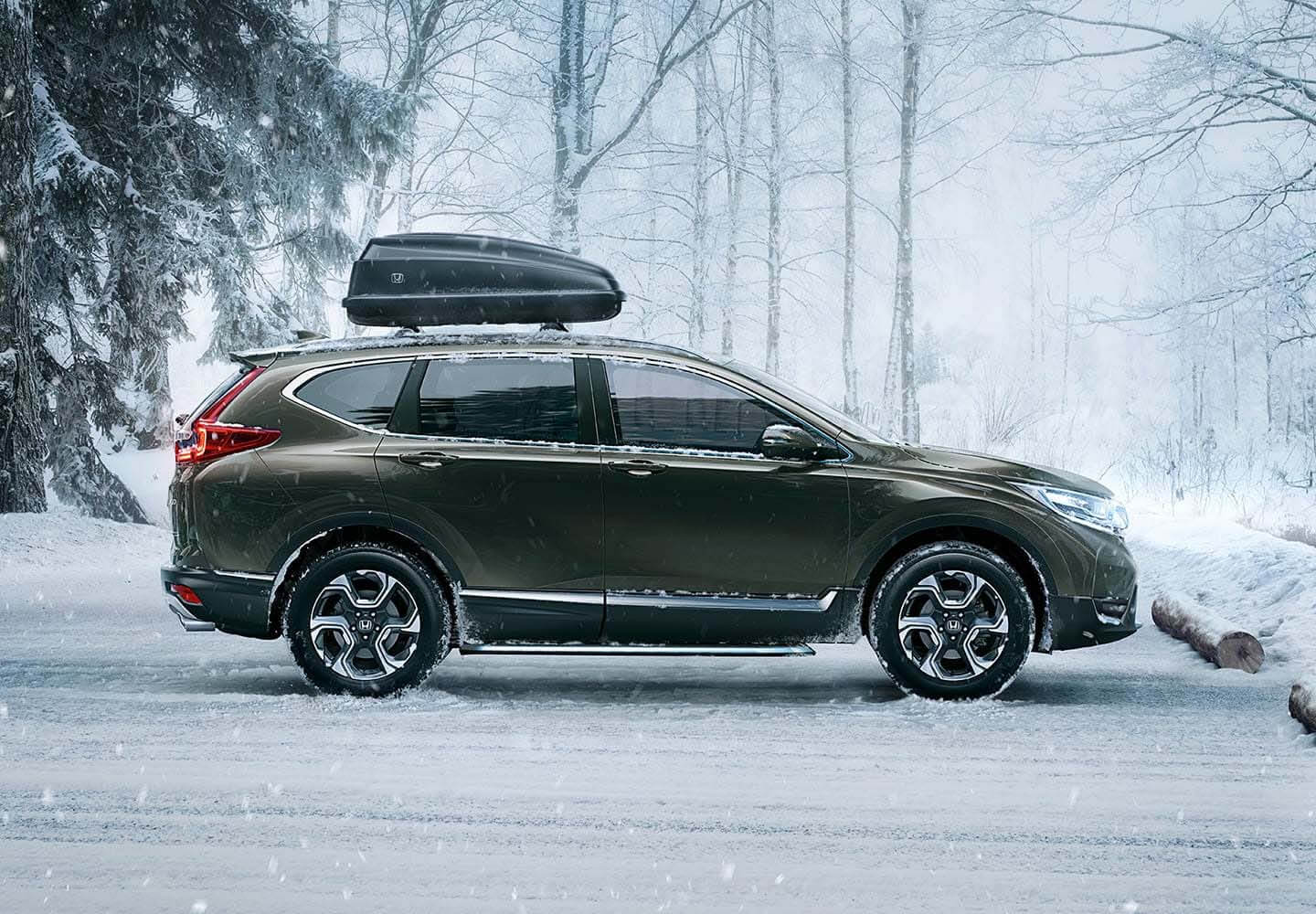 CR-V 2WD Or AWD