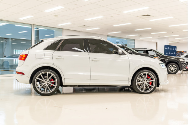 2017 MY18 Audi RS Q3 8U 2.5 TFSI Suv Image 4
