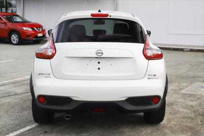 2018 Nissan JUKE F15 Series 2 Ti-S Hatchback Image 5