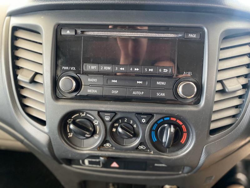 2015 MY16 Mitsubishi Triton MQ MY16 GLX Cab chassis