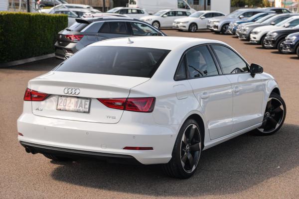 2015 Audi A3 8V  Attraction Sedan