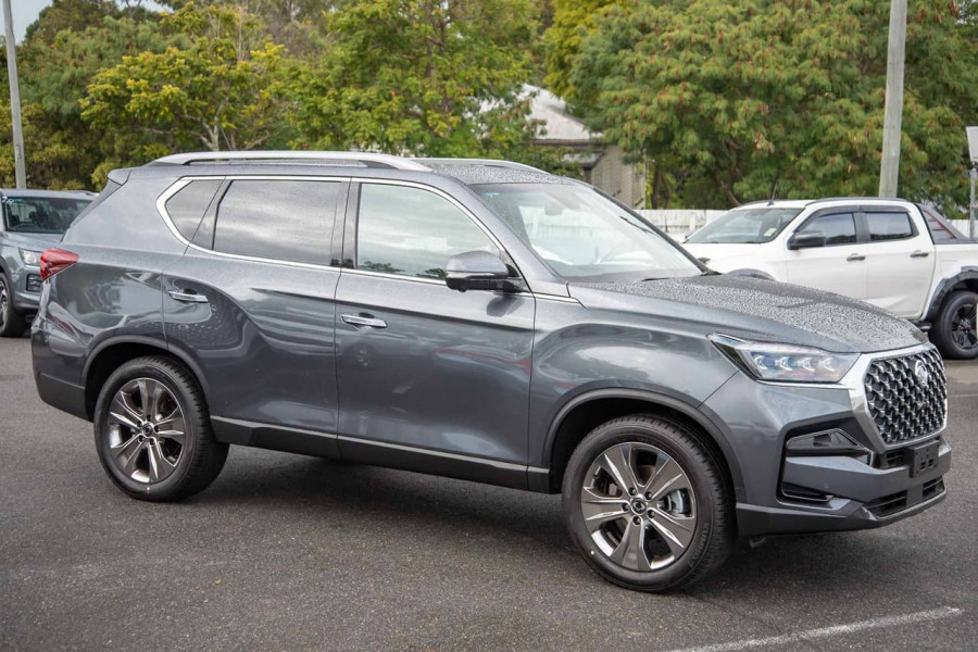 2020 MY21 SsangYong Rexton Y450 Ultimate Suv Image 9