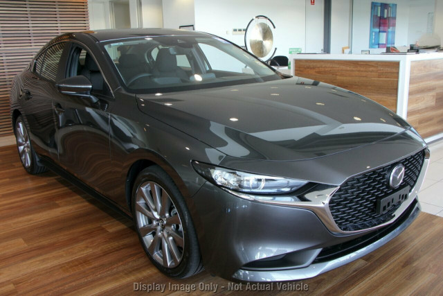 2021 MY20 Mazda 3 BP G25 Evolve Sedan Sedan