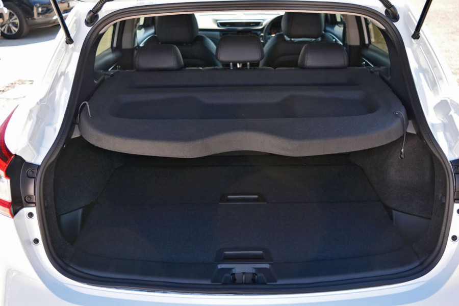 2017 MY18 Nissan QASHQAI J11 Series 2 N-TEC Wagon