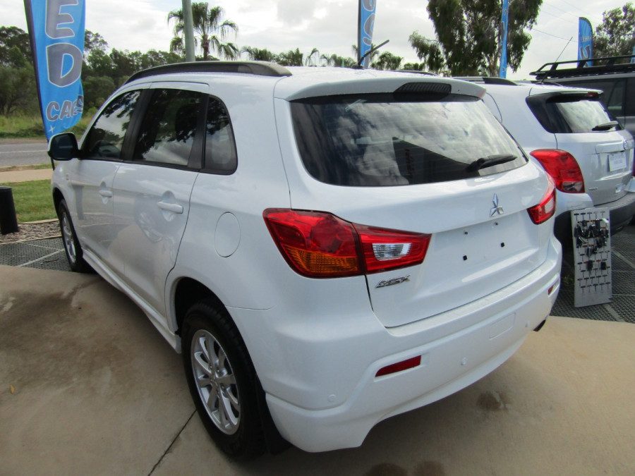 2011 MY12 Mitsubishi ASX XA MY12 Suv Image 7