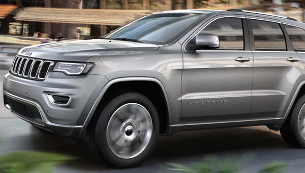 Grand Cherokee It's Easy To Recognize What We're Made Of