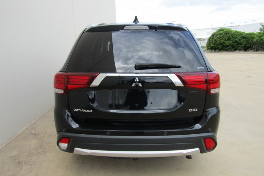 2016 MY17 Mitsubishi Outlander ZK MY17 LS Suv