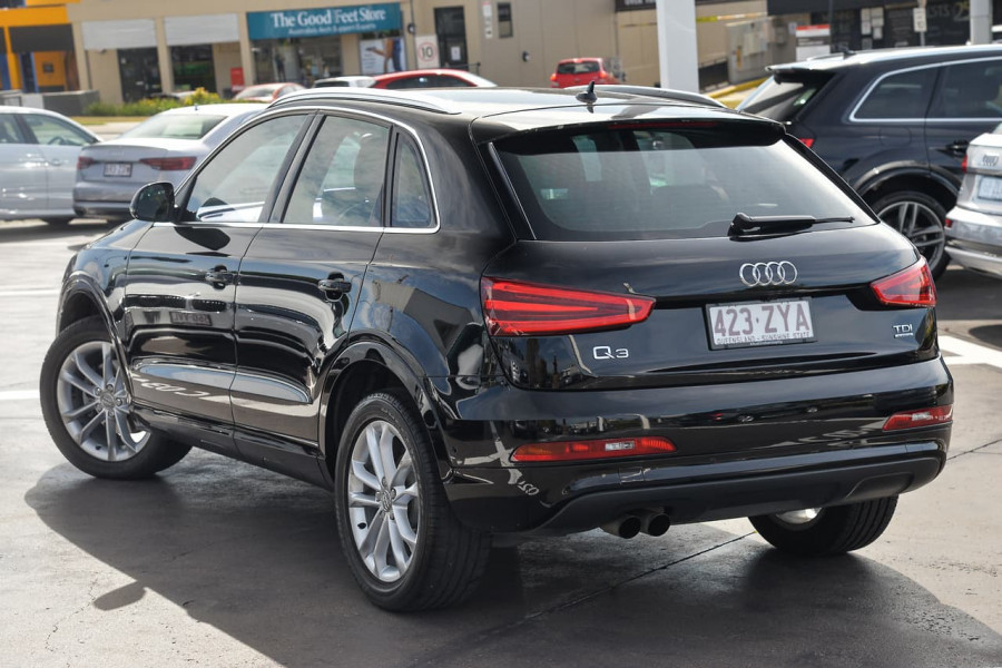 2015 Audi Q3 TDI