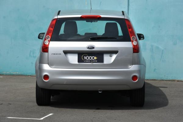 2006 Ford Fiesta WQ LX Hatchback Image 4