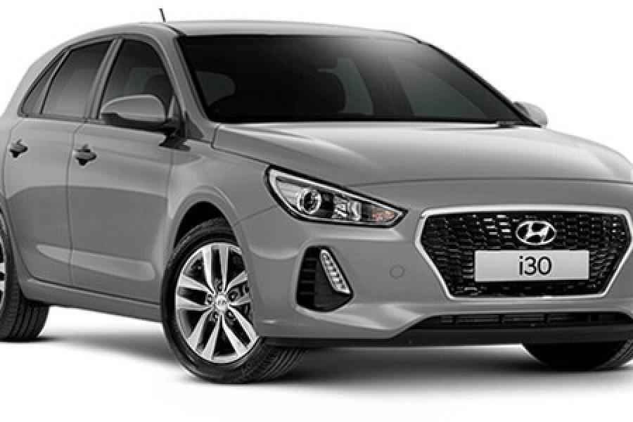 2018 MY19 Hyundai i30 PD2 Active Hatch Image 1