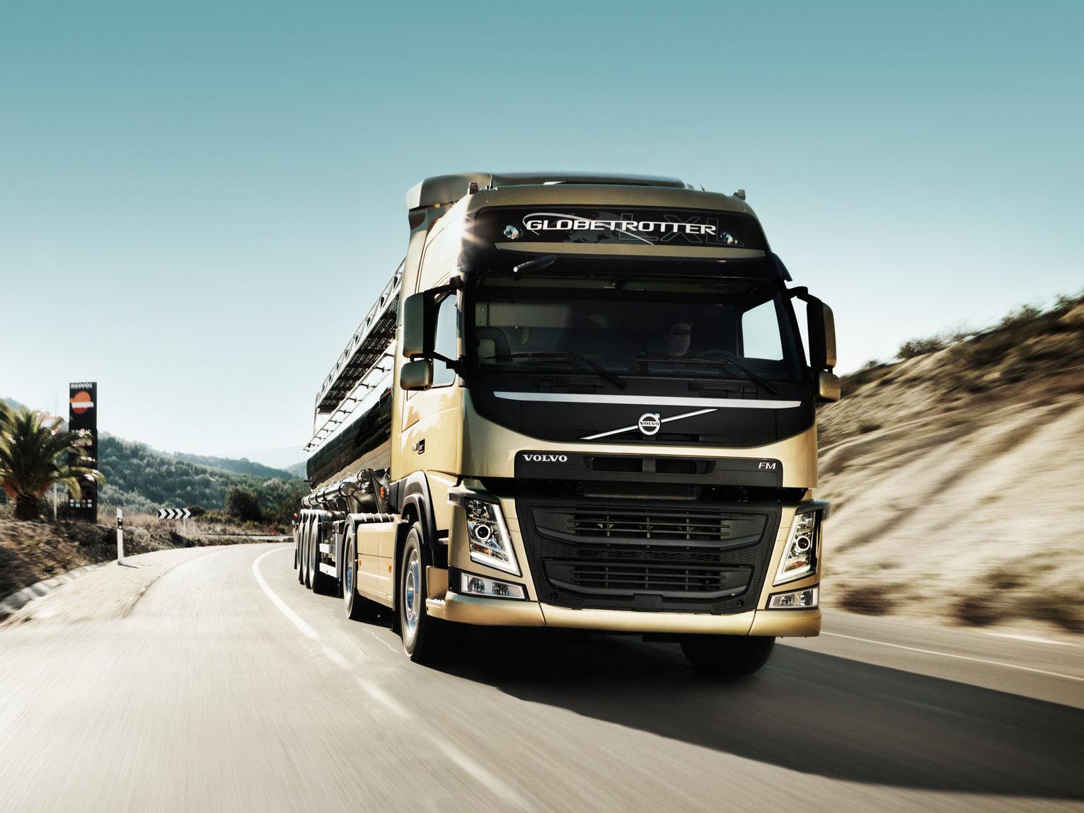 The new Volvo FM VOLVO DIESEL ENGINES
