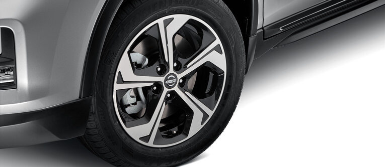 "Alloy Wheel (17"" Flow)"
