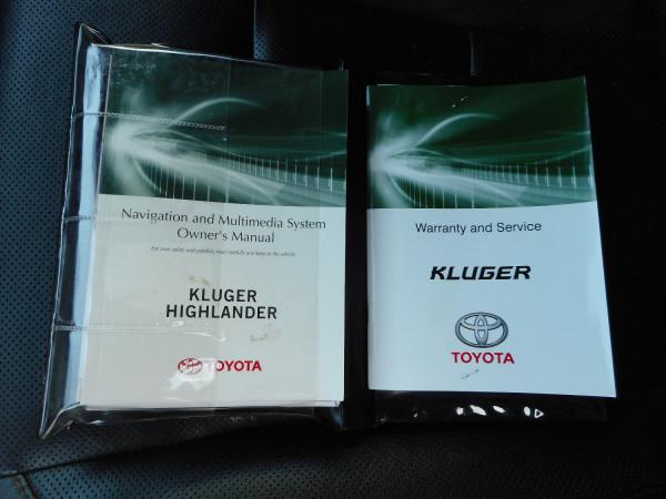 2014 Toyota Kluger GSU55R GXL Suv